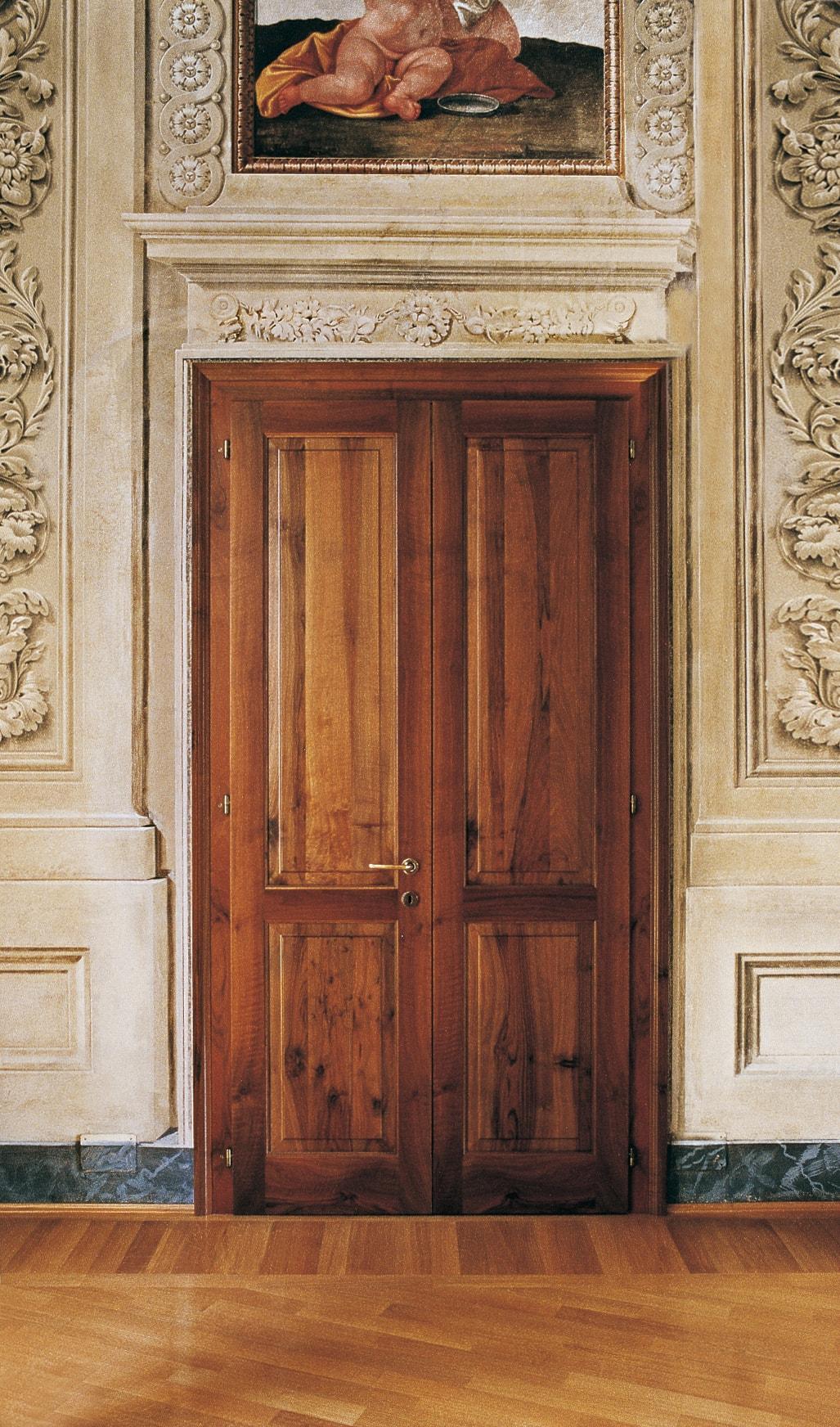 Falegnameria safa serramenti in legno a reggio emilia e for Porte interne antiche